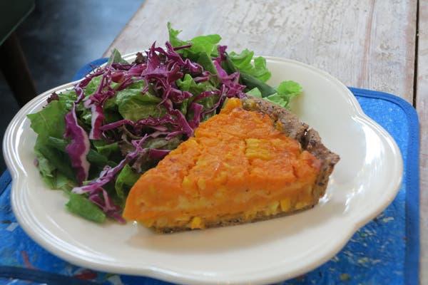 Los almuerzos son más que recomendables. Foto: gentileza Alguito