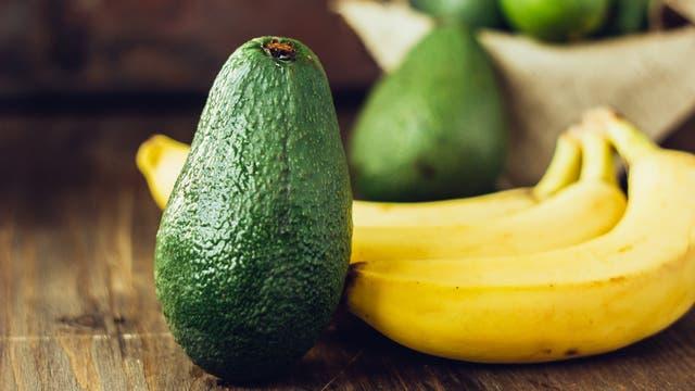 La banana apura el proceso de maduración