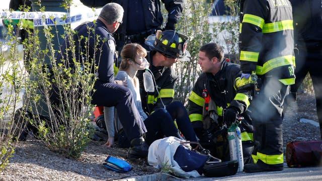 Alarma en Manhattan por un automovilista que atropelló a varias personas. Foto: Reuters / Brendan McDermid