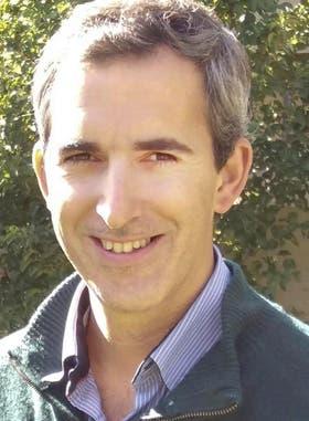 El asesor Esteban Bilbao