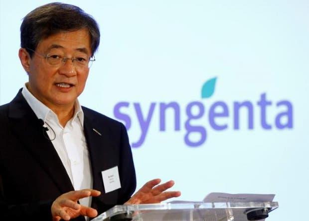 Ren Jianxin, nuevo presidente de la junta de directores de Syngenta