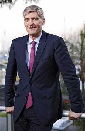 Erik Fyrwald, CEO global de la empresa suiza Syngenta