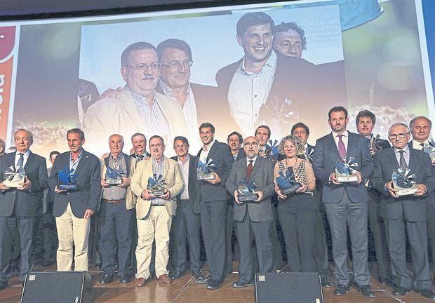 En la edición 2016, el Oro fue para el Grupo Puerto Las Palmas