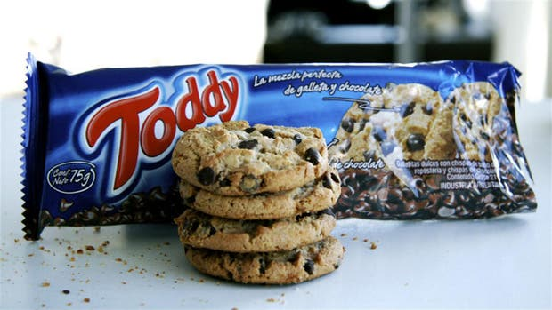 Tía Maruca compró la planta donde se fabrican las galletitas Toddy.