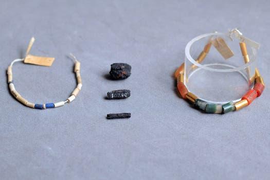 Graves daños y robos en los museos egipcios por la ola de violencia. Foto: AFP