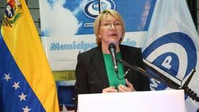 Luisa ortega Díaz, fiscal venezolana