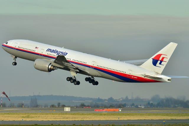 Este es el modelo del avión desaparecido