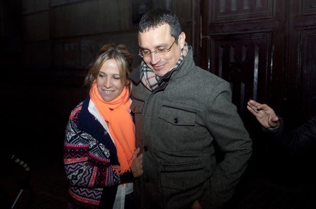 Matías Miret, el copiloto de los hermanos Juliá, fue liberado hoy, tras permanecer dos años detenidos en España