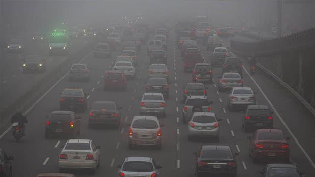 Neblina en la Ciudad
