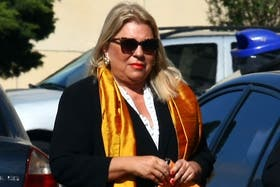 Elisa Carrió anunció que se presentará en el 2013