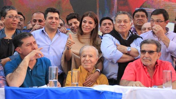La candidatura de Carlos Menem quedará condicionada