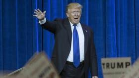Trump, precandidato a presidente del Partido Republicano