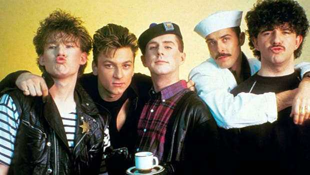 Frankie Goes to Hollywood, recordados por su hit
