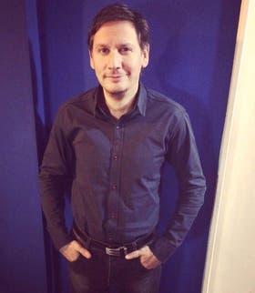 Alejandro Viedma, psicoanalista
