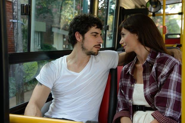 Esteban Lamothe y Griselda Siciliani, ambos nominados a un Martín Fierro por su trabajo en Educando a Nina