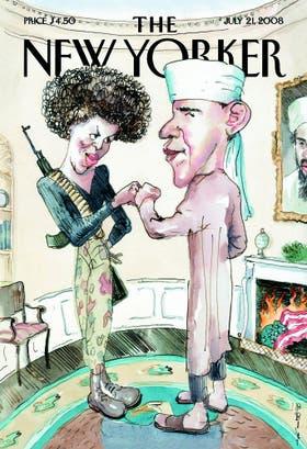Barack Obama como musulmán