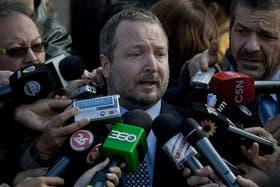 Martín Sabatella, presidente de la Autoridad Federal de Servicios de Comunicación Audiovisual (Afsca)