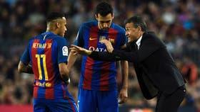 Barcelona no pudo sin Messi y Suárez