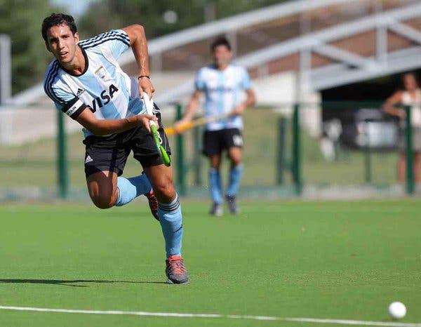 Lucas Rey puso punto final a su carrera internacional