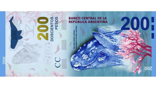 Un billete de la nueva serie de animales fue electo el mejor de América Latina