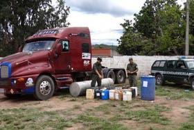La droga iba dirigida a Chile