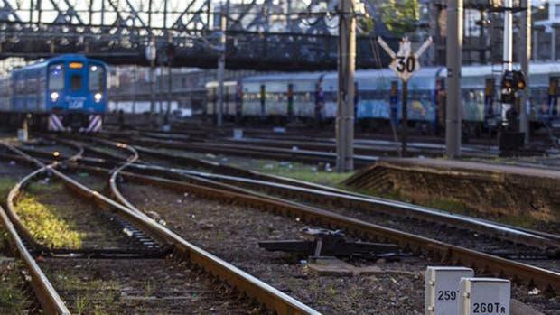Paro de trenes en los ramales Mitre y José León Suarez