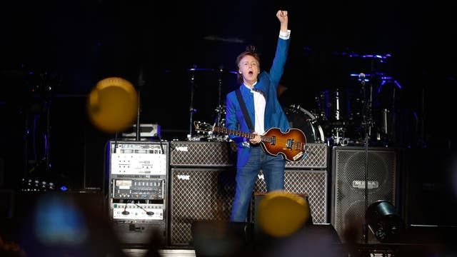 Paul McCartney emocionó a Córdoba