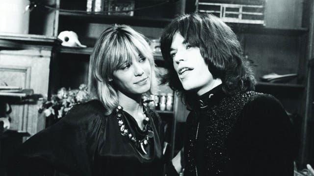 Murió Anita Pallenberg, la integrante no oficial de los Rolling Stones