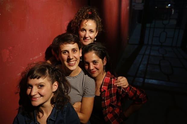 Las Ramponi, cuatro talentosas intérpretes