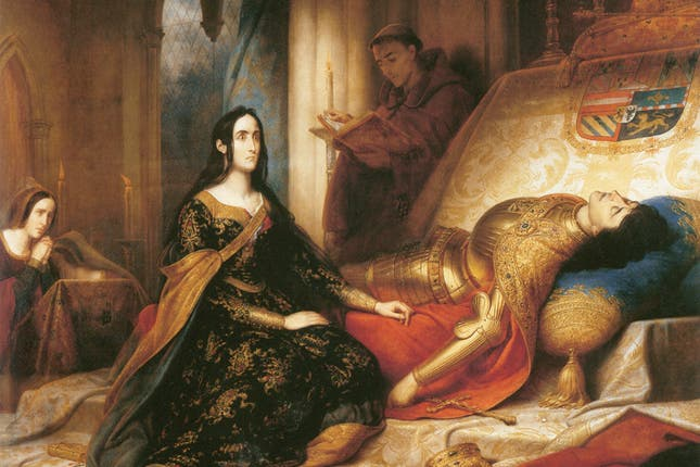Grandes pasiones: la historia de Juana \
