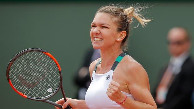 Pliskova, Halep, Garcia y Svitolina superan octavos de final en Roland Garros