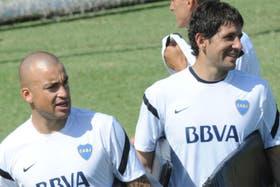 Silva y Orion, dos estarán en el superclásico