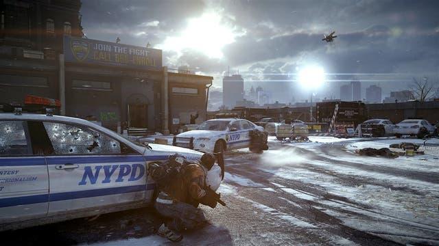 La lucha en una desierta Nueva York, la clave en The Division