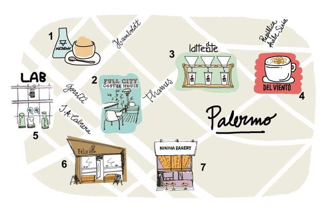 Lugares donde vale la pena probar cafés de especialidad