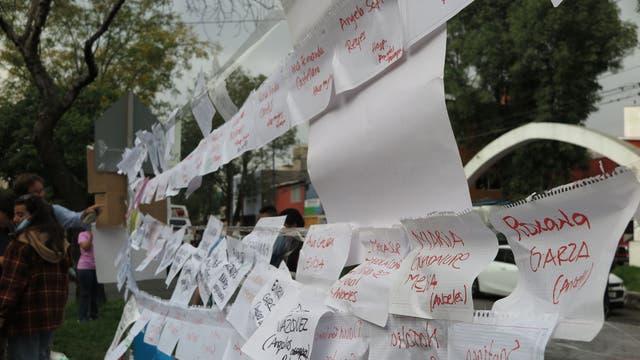 Terremoto en México: Frida o la entereza de una niña de 12 años que resiste entre los escombros
