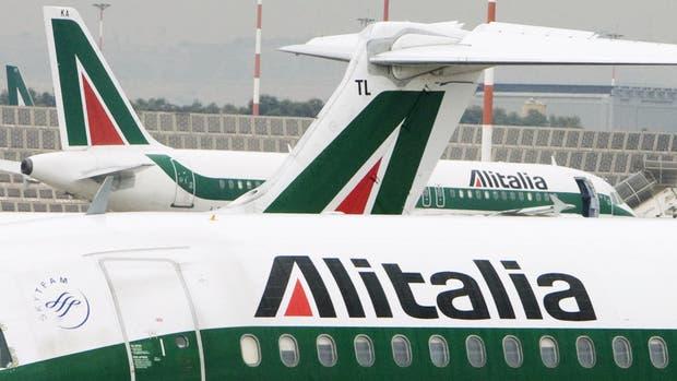 Lufthansa presentó una oferta por activos de Alitalia