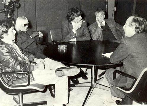 Entre sus múltiples trabajos en el periodismo, fue el primer director de Telenoche. Foto: LA NACION
