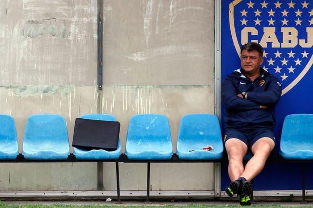 Borghi espera el superclásico