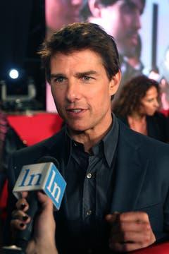Tom Cruise interpreta a Jack en Oblivion. Foto: LA NACION / Matias Aimar