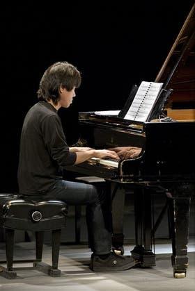 Taka Kigawa es un virtuoso descomunal