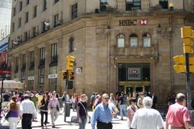 La Justicia allana las oficinas del Banco HSBC en el caso por las cuentas en Suiza