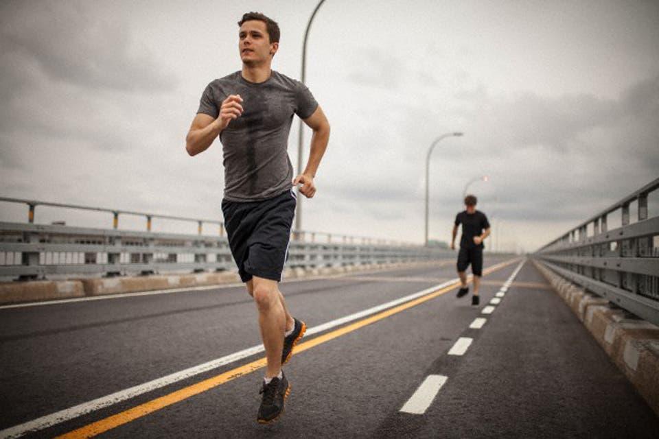 Resultado de imagen para correr con hombres