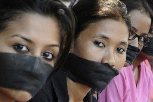 Los condenados por el crimen de la joven india fueron sentenciados a la pena de muerte