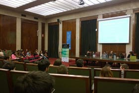 Cumbre de jóvenes por el cambio climático en Buenos Aires