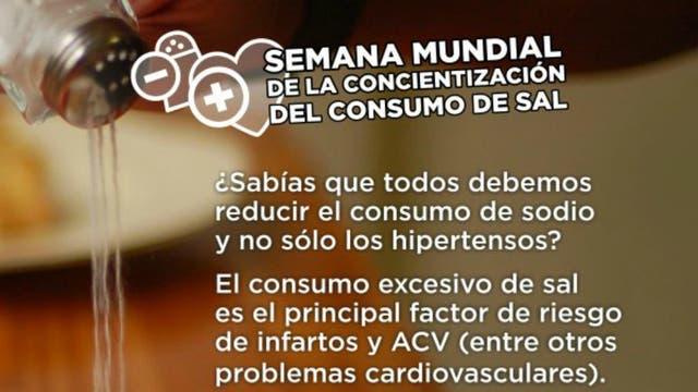 La campaña del Ministerio de Salud de la Nación en 2016