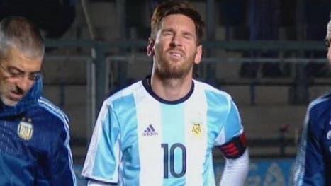 "Preocupación por Lionel Messi, que recibió un golpe: ""Contusión importante osea"""