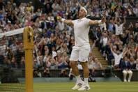 El día que Wimbledon ignoró a Roger Federer y se rindió ante Willis, el británico que bajó 25 kilos para seguir en el tenis