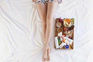 Cremas, alimentos y hábitos saludables para arrancar el día con todo