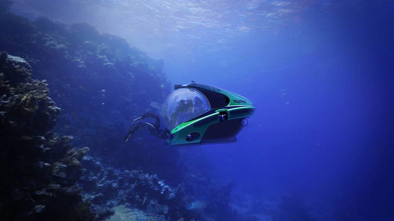 Los submarinos privados más avanzados y lujosos del mundo. Foto: uboatworx.com