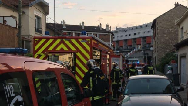 Al menos cuatro heridos en un restaurante en París